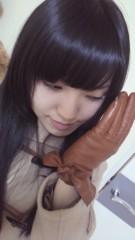秋山あすな 公式ブログ/手袋★ 画像1