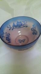 秋山あすな 公式ブログ/ガラス茶碗 画像1
