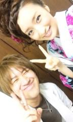 梅田彩佳 公式ブログ/おててを忘れる 画像1