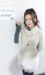 梅田彩佳 公式ブログ/ぴーすっ 画像1