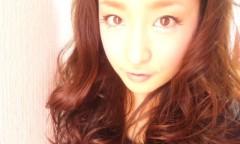 梅田彩佳 公式ブログ/緑の電車 画像1