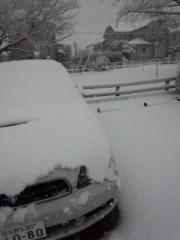 剛 公式ブログ/雪 画像1