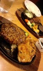 立道梨緒奈 公式ブログ/肉肉(´∀`) 画像1