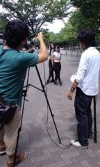 立道梨緒奈 公式ブログ/撮影終了 画像2