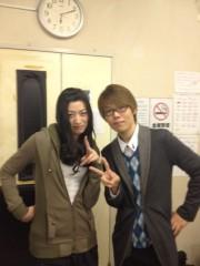 立道梨緒奈 公式ブログ/東京俳優市場2012冬 画像1