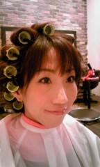 秋保由実 公式ブログ/サザエさんヘアー 画像1
