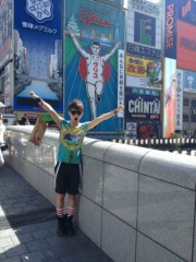 中津五貴 公式ブログ/大阪! 画像1