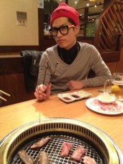 中津五貴 公式ブログ/焼肉ーー。 画像1