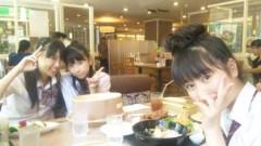 有安杏果(ももいろクローバー) 公式ブログ/今日も暑いねー 画像3