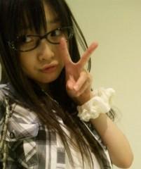 有安杏果(ももいろクローバー) 公式ブログ/また明日 画像2