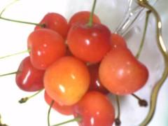 有安杏果(ももいろクローバー) 公式ブログ/さくらんぼ 画像2