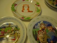 有安杏果(ももいろクローバー) 公式ブログ/絵皿 画像1
