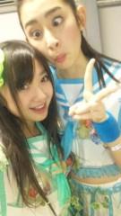 有安杏果(ももいろクローバー) 公式ブログ/5日目�青の日 画像1