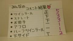 有安杏果(ももいろクローバー) 公式ブログ/キリッ 画像1