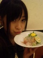 有安杏果(ももいろクローバー) 公式ブログ/外食 画像3