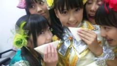 有安杏果(ももいろクローバー) 公式ブログ/In☆控え室 画像2