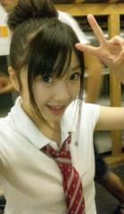 有安杏果(ももいろクローバー) 公式ブログ/3日目紫の日 画像3