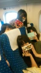 有安杏果(ももいろクローバー) 公式ブログ/大阪へGO 画像1