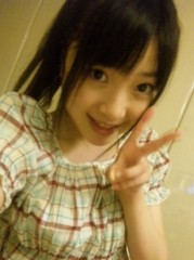 有安杏果(ももいろクローバー) 公式ブログ/麻生夏子ちゃん 画像2