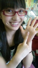 有安杏果(ももいろクローバー) 公式ブログ/はっぴーばーすでー 画像1