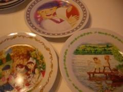 有安杏果(ももいろクローバー) 公式ブログ/絵皿 画像2