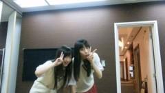有安杏果(ももいろクローバー) 公式ブログ/昨日あかりんに会ったよ〜!!((嘘 画像3