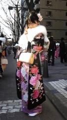 多田あさみ 公式ブログ/振袖☆ 画像2