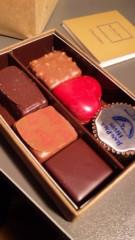 多田あさみ 公式ブログ/逆チョコ 画像3
