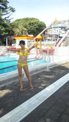 多田あさみ 公式ブログ/アイドル水泳大会 画像1