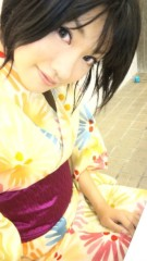 多田あさみ 公式ブログ/浴衣ぁ 画像1