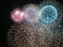 小森美季 公式ブログ/神明の花火 画像2