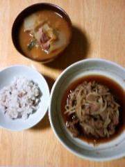 小森美季 公式ブログ/晩ご飯です〜 画像1