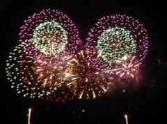 小森美季 公式ブログ/神明の花火 画像1