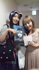 あおきさやか 公式ブログ/レミゼにて綾ちゃんと♪ 画像1