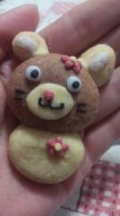 あおきさやか 公式ブログ/お年賀クッキー! 画像2