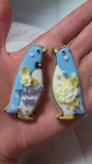 あおきさやか 公式ブログ/ペンギンクッキー。 画像1
