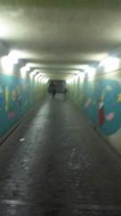 あおきさやか 公式ブログ/地下道、お疲れ様でした! 画像2