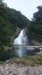 あおきさやか 公式ブログ/今年の法体の滝。 画像1