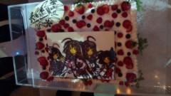 あおきさやか 公式ブログ/おれつばケーキ! 画像1