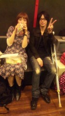 あおきさやか 公式ブログ/後藤邑子様と三浦祥朗君… 画像1