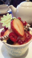 あおきさやか 公式ブログ/春ケーキ2連発っ♪ 画像1