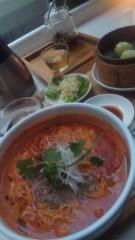 あおきさやか 公式ブログ/赤坦々麺!! 画像1