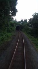 あおきさやか 公式ブログ/由利高原鉄道3 画像3