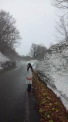 あおきさやか 公式ブログ/まだまだ雪が… 画像1