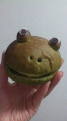 あおきさやか 公式ブログ/かえるパン! 画像1