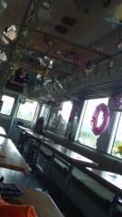 あおきさやか 公式ブログ/由利高原鉄道1 画像2