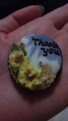あおきさやか 公式ブログ/Thank youクッキー♪ 画像1