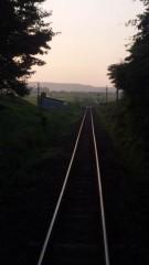 あおきさやか 公式ブログ/由利高原鉄道3 画像2