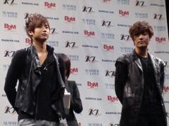 christy. 公式ブログ/SS501☆ヨンセン、キュジョン君の記者会見行って来たで(^_^)v 画像2