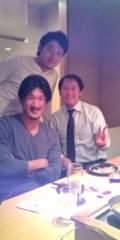 柴崎貴広 公式ブログ/今日もご馳走に… 画像1